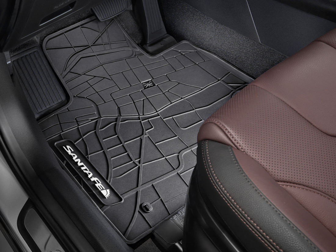 Hyundai SANTA FE - All Weather Mats