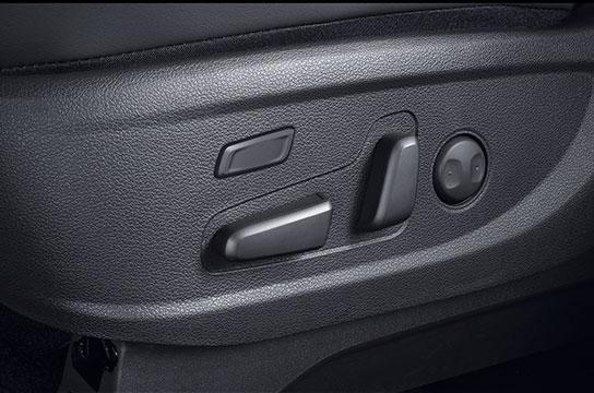 palisade lx2 convenience 10 waypower seat original