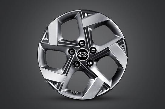 venue qx design side accordion 17 inch alloy wheel original