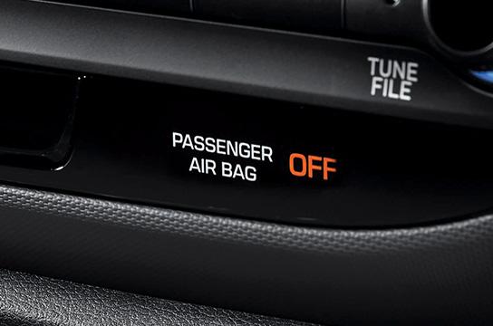 venue qx safety 6 air bag system original